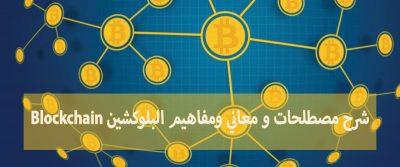 شرح مصطلحات و معاني ومفاهيم البلوكشين Blockchain