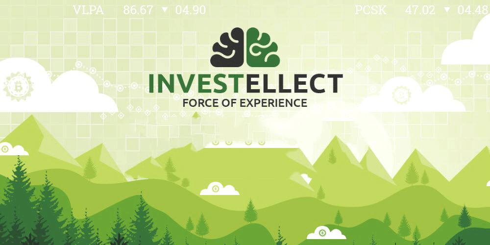 الاستثمار في الانترنت بالبيتكوين و العملات الأخرى عبر شركة Investellect