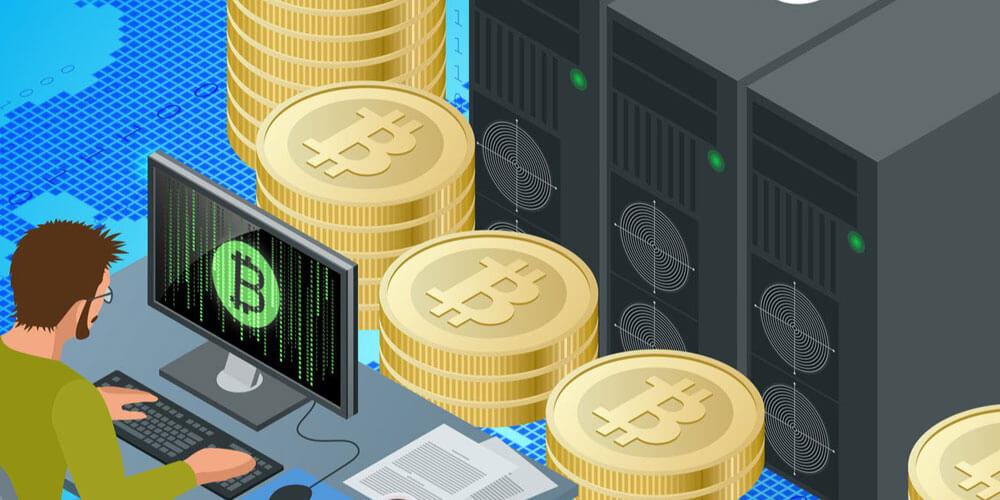 كيف يتم تعدين العملة المشفرة