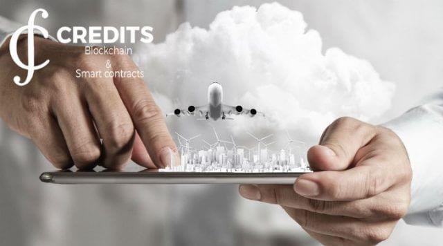 مشروع الشركة الناشئة CREDITS استجابة لعولمة صناعة البلوكشين و العملات المشفرة