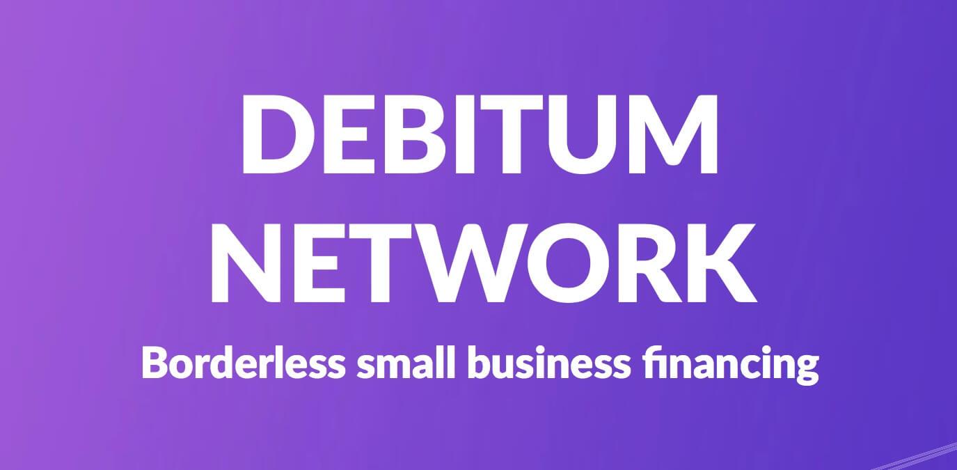 مشروع Debitum Network حل لامركزي لدعم الشركات الصغيرة و المتوسطة
