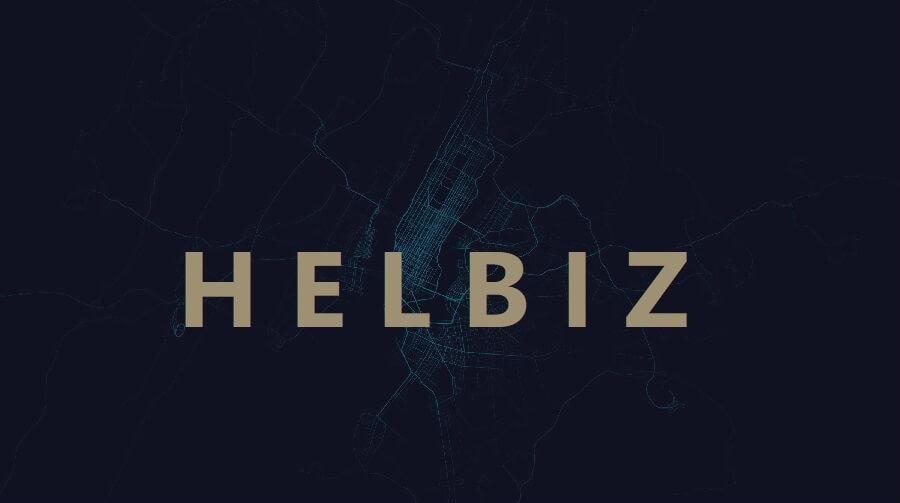 مشروع Helbiz