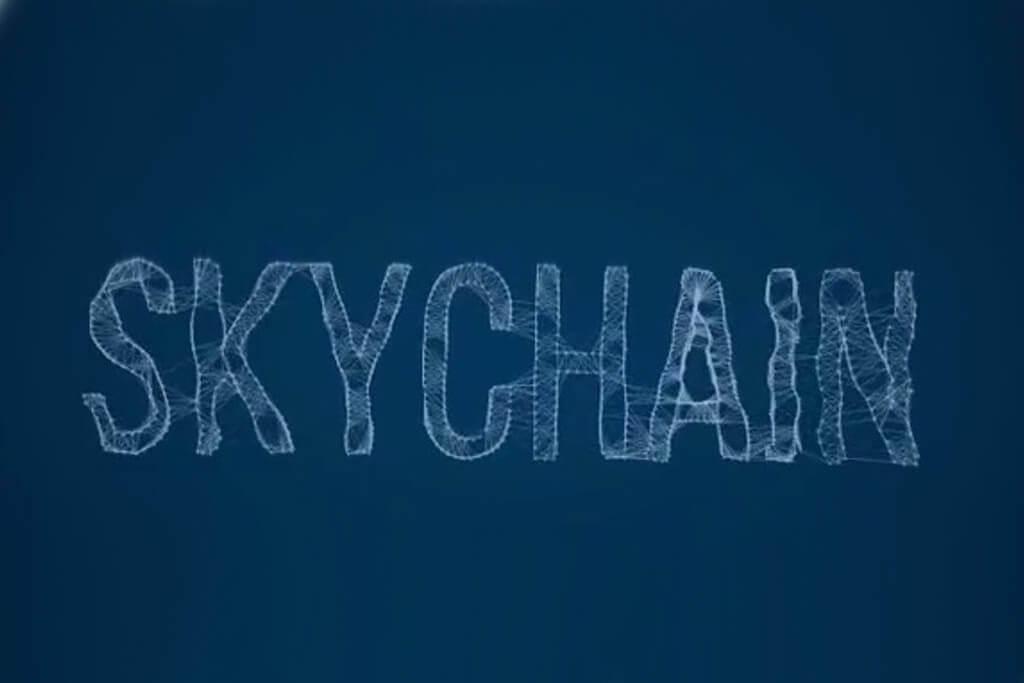 منصة Skychain