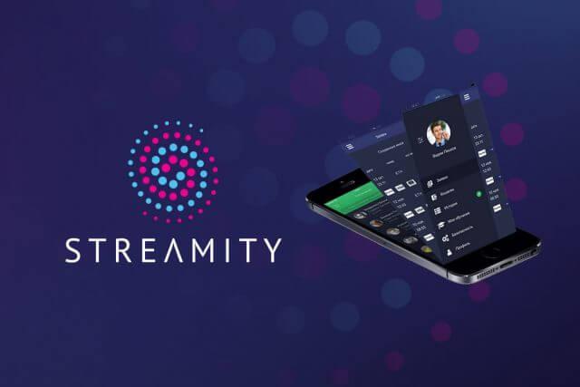 مشروع Streamity