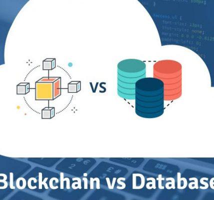 البلوكشين Blockchain وقاعدة البيانات
