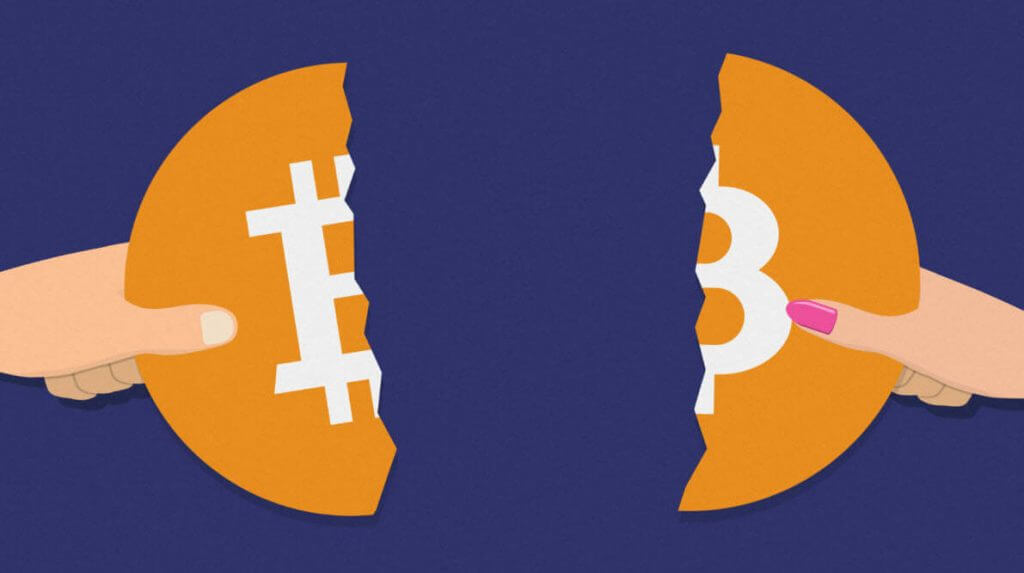 ما هو هارد فورك Hard fork في مجال Crypto