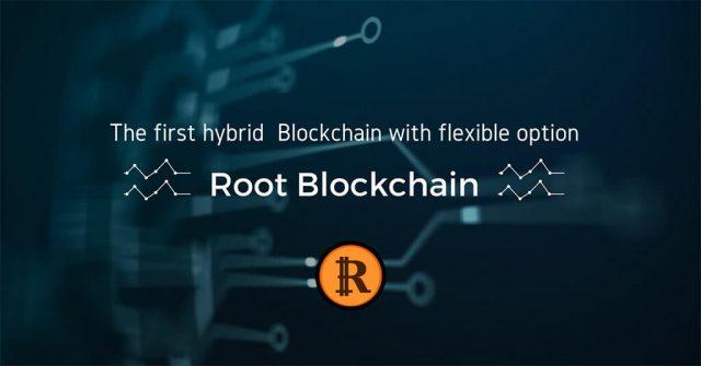 منصة Root Blockchain