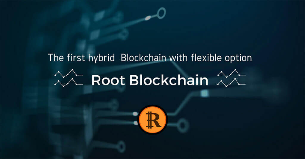 منصة Root Blockchain