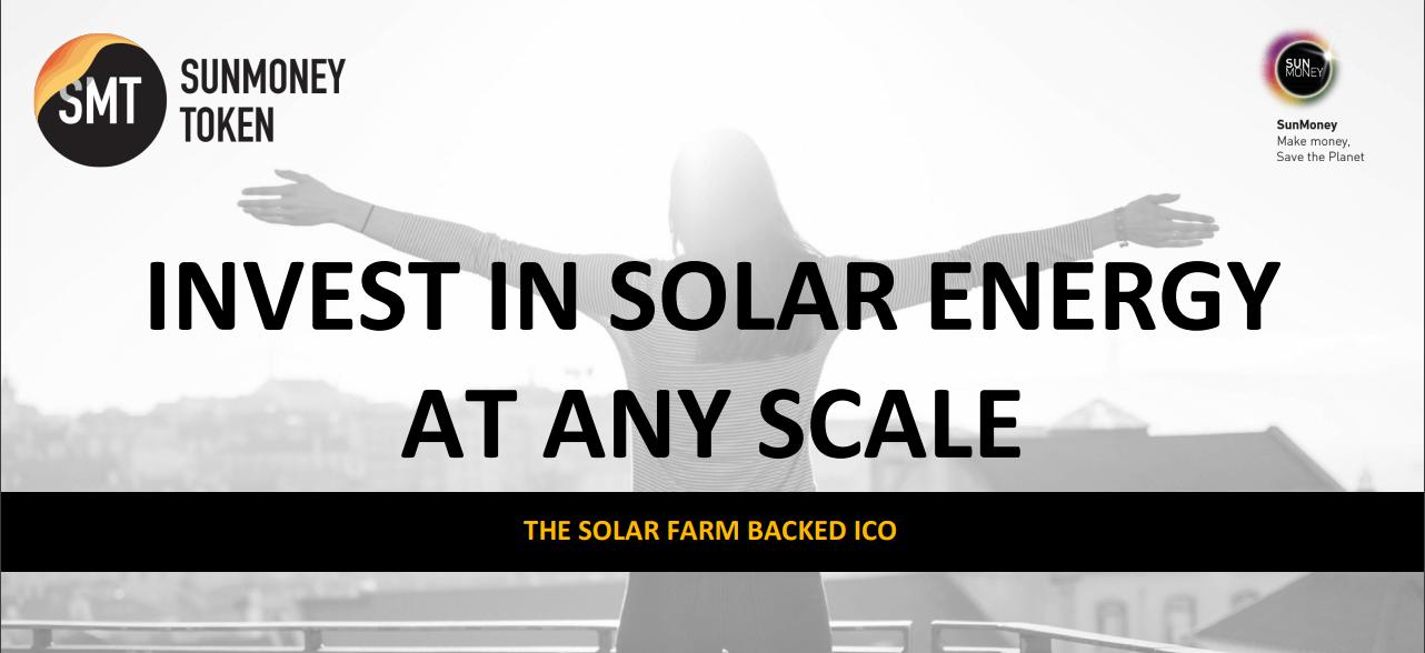 مشروعSunmoney Solar
