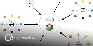 المنظمة المستقلة اللامركزية DAO