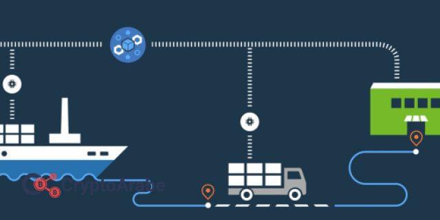 إدارة سلسلة الإمداد على البلوكشين Blockchain