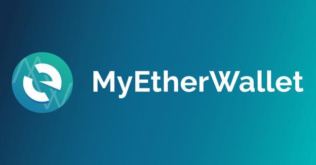 إضافة الرموز المميزة على MyEtherWallet
