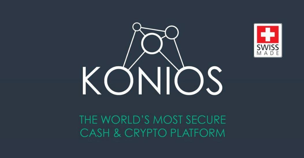 منصة Konios