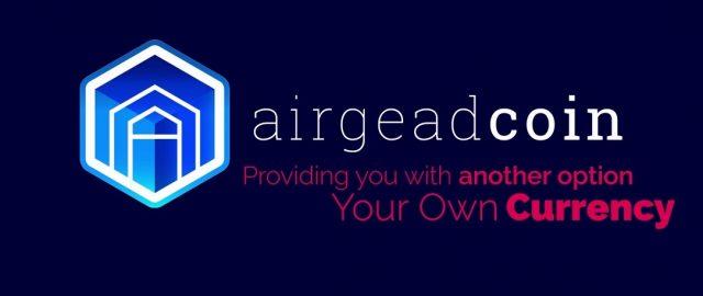 لماذا يجب أن يستثمر الناس في عملة AirgeadCoin