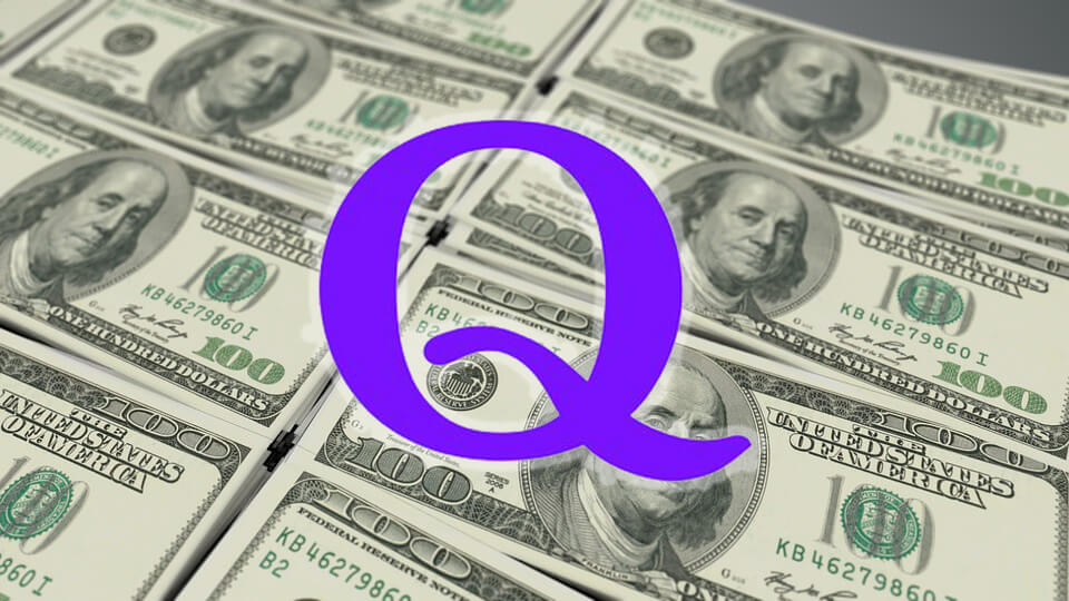 العملة المجانية Initiative Q البيتكوين