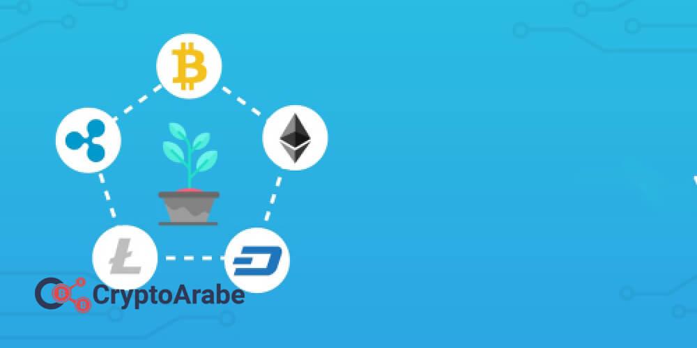 استثمار و تداول العملات المشفرة
