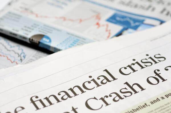 الازمة المالية 2008 و البيتكوين