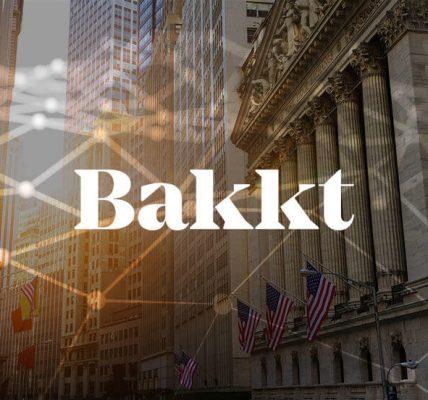 عقود البيتكوين الآجلة في Bakkt