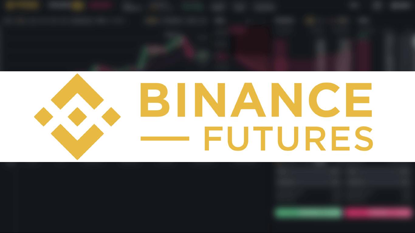 بينانس للعقود الآجلة Binance Futures