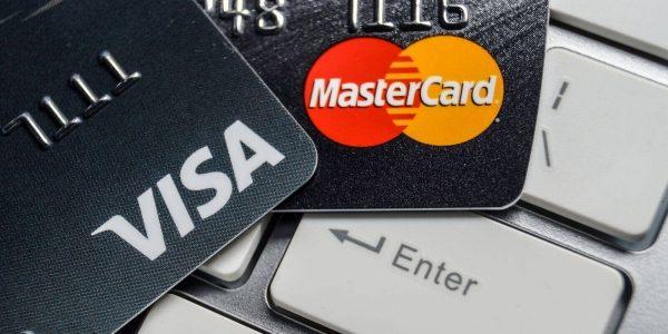 شراء بيتكوين عبر Binance ب MasterCard او Visa