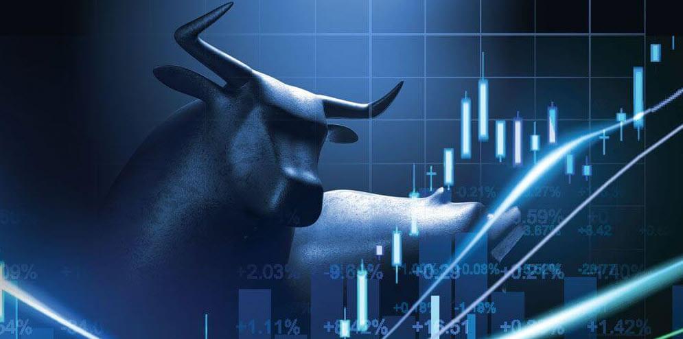 سوق المال المشفر