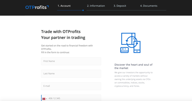 منصة OTProfits
