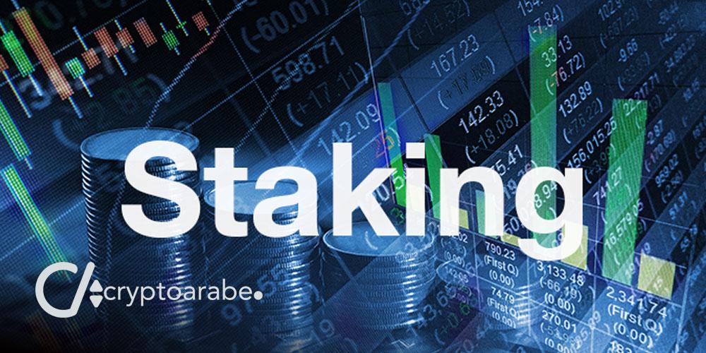 ستاكينج Staking في العملات المشفرة