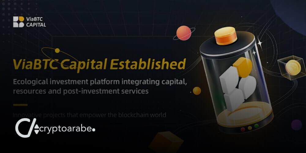 شركة ViaBTC Capital
